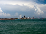 Storm Clouds over South Padre Island