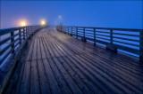 Blue Boardwalk II