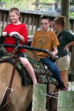 KYLE AND ANDY ON CAMEL