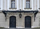 Festetics Palace, front doors