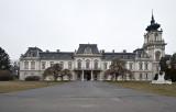 Festetics Palace, rear garden