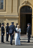 Szeged City Hall, police wedding