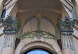 Regal entryway