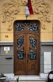 Outstanding doors in Szeged