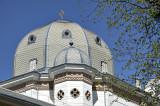 Győr synagogue, now art gallery