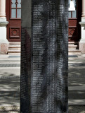 Memorial, detail