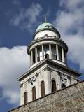 Pannonhalma Abbey, western tower