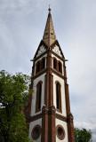 Reformed steeple