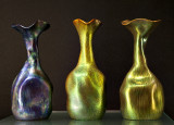 Vases, deformed bodies (1898-1899)
