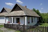 Traditional Hollókő house