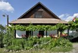 A very lived-in Hollókő house