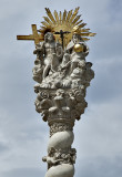 Trinity Column detail