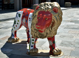 Herend, Gödöllő pattern lion