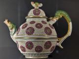Wales pattern teapot (1900s)