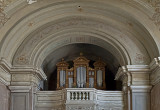 Piarist church, organ