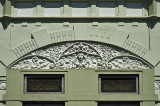 Elaborate facade