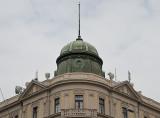 Attractive dome