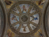 Eger Cathedral, central dome
