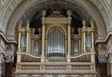 Eger Cathedral, Hungary's largest organ