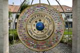 Gödöllő, World Peace Gong