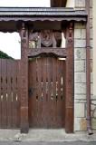 Old craftmanship, new gate