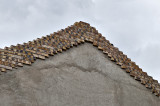 Traditional Mád roof