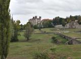 Rákóczi Castle and walls
