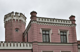 Pink 'fortress'