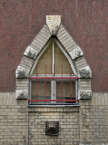 Window with flair
