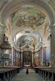 The Great Church, interior