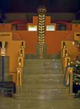 Ujszinház interior
