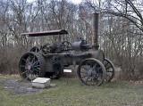 Szanzen, steam engine