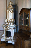 French-looking stove