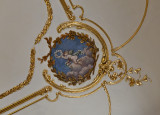 Prince's apartment, ceiling decoration