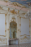 Ceremonial hall, mirroring infinity