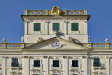 Palace rear, detail