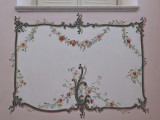 Flowered fresco