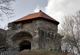 Visegrád Citadel, entry