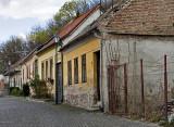 A street in Viziváros
