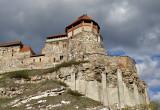 10th century Royal Palace in sun