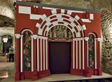 Replica of portal long since gone