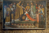 Baptism of Szent István
