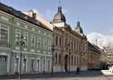 Széchenyi Tér, Justice building
