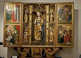 Christian Museum, altarpiece (15th century)