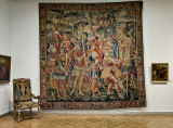 Christian Museum, tapestry
