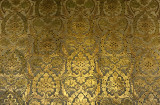 Gilt wall covering