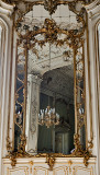 Yet another grand mirror in the salon
