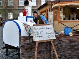 Easter fair: Transylvanian pogácsa
