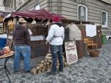 Easter fair: Hungarian lángos