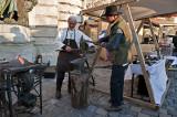 Easter fair: Musical blacksmiths